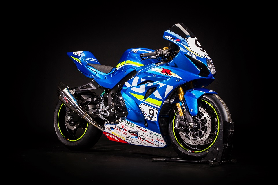 GSX R 1000 R HPC-Power Suzuki Racing