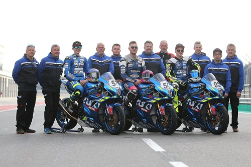hpc-power suzuki racing